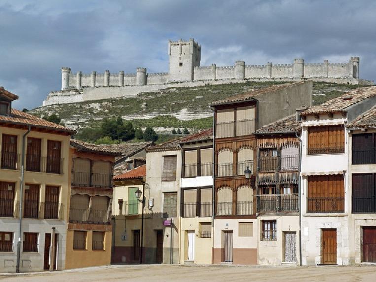 Medina de Ríoseco / Peñafiel