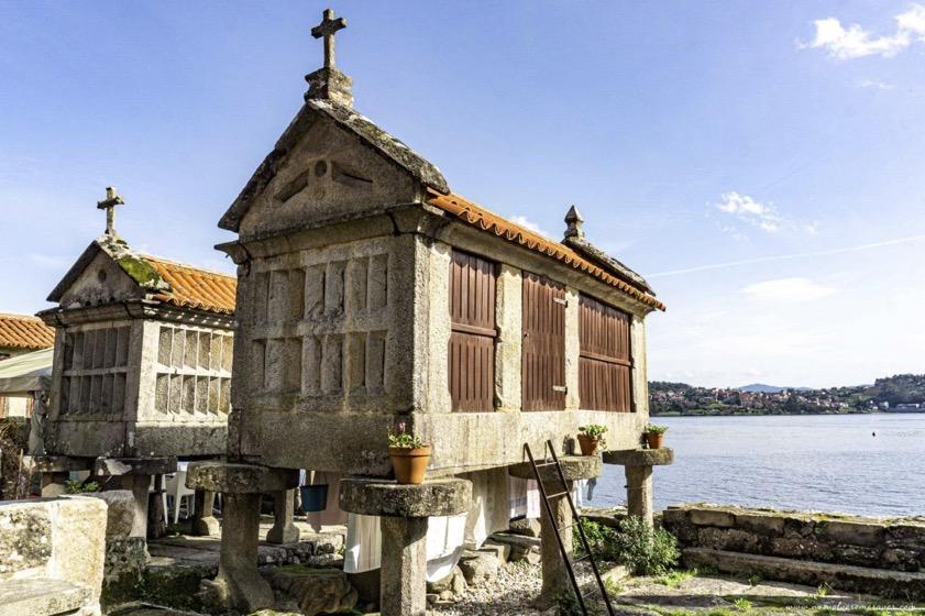 Tui, Valença Do Minho / Pontevedra, Monasterio De Poio