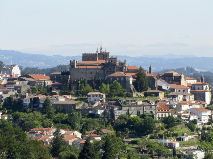 Peregrinación A Santiago De Compostela / Monasterio De Armenteira, Cambados