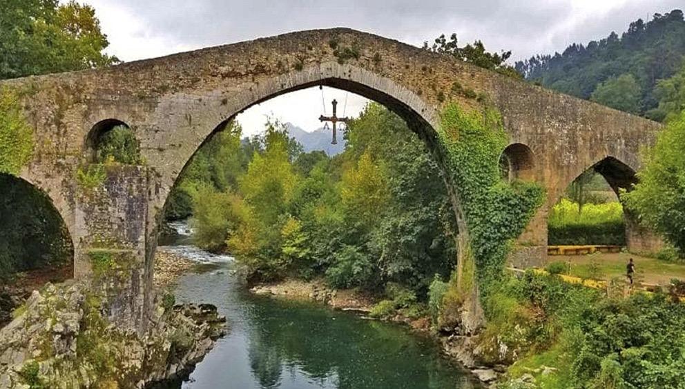 Canga de Onís, peregrinación a Covadonga / Ecomuseo del valle Samuño