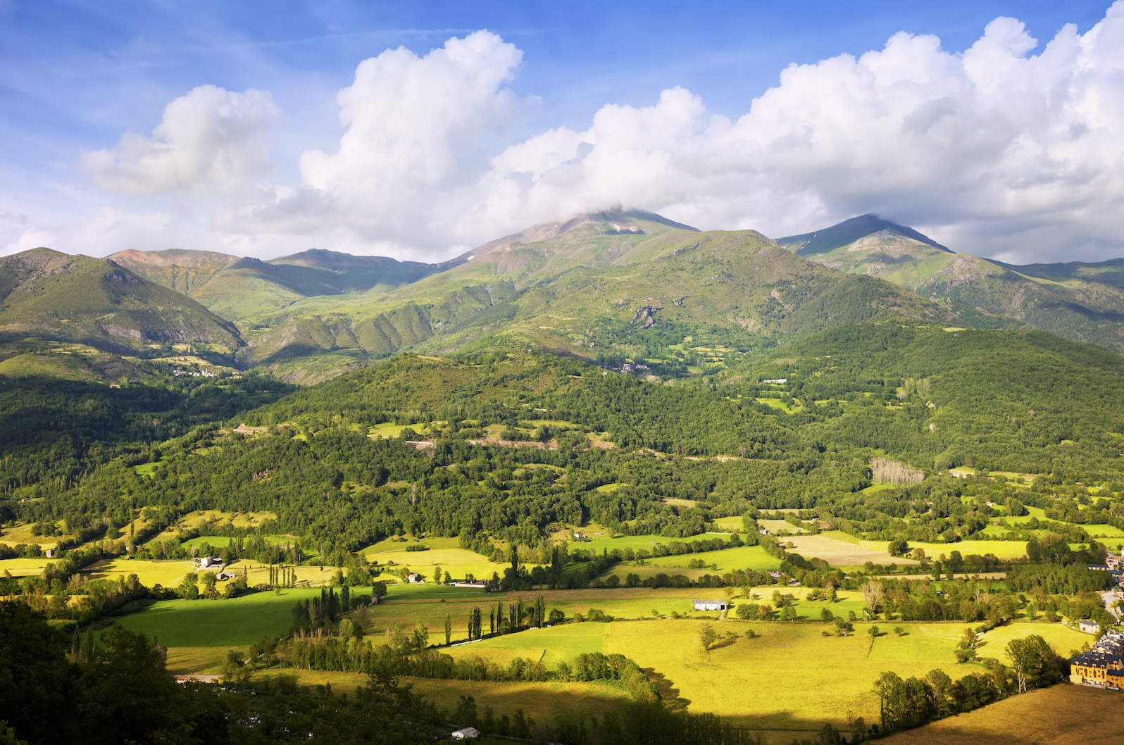 Lugar de Origen - Pirineo Aragonés
